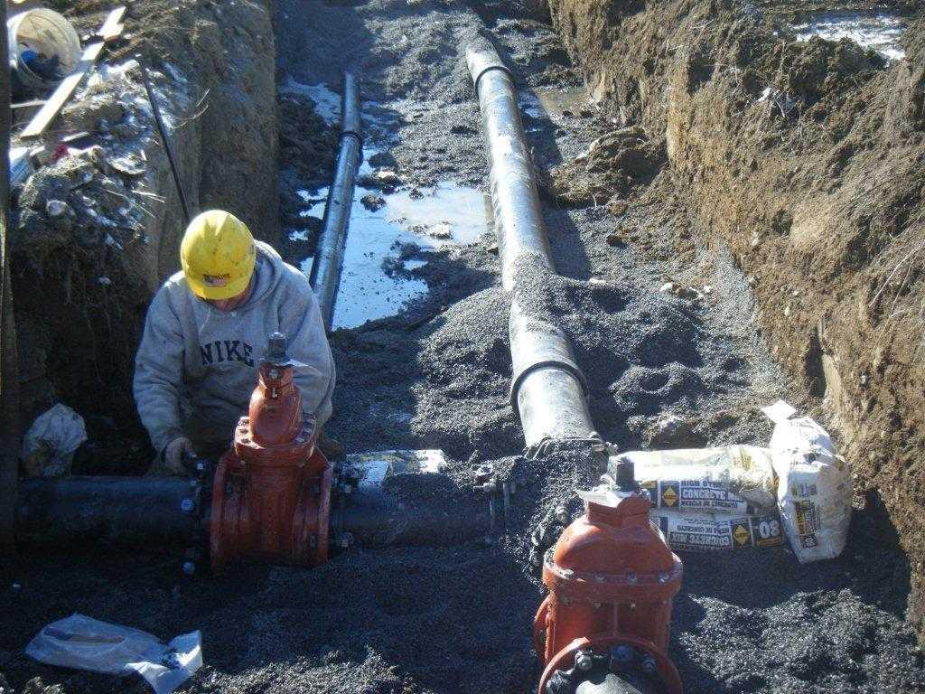 Utility Ditch