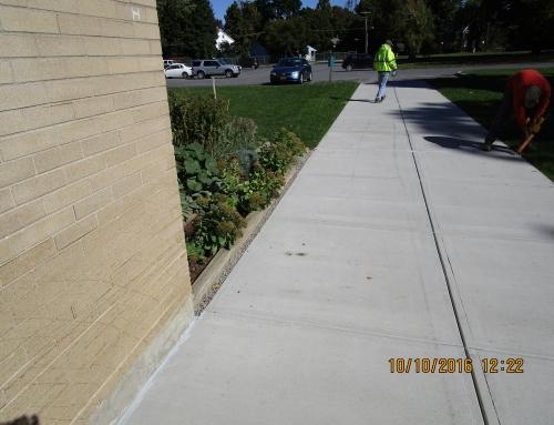 Clinton Central School District Sidewalk Replacement 004